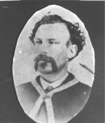 John Lyle Dougherty circa Civil War