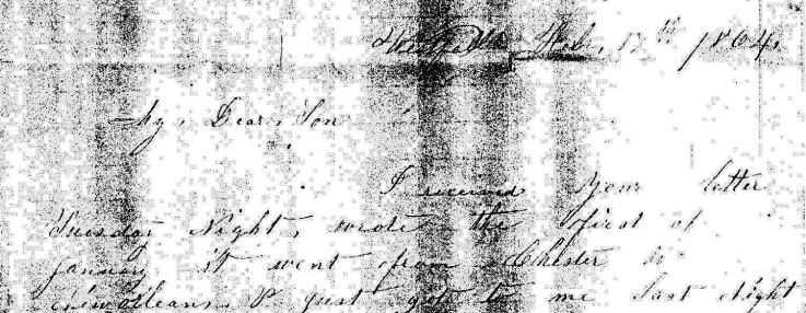 Letter to JL Dougherty 1864_cropped