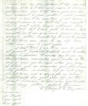 letter to children 1863 pg. 2