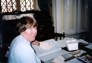 Ada  Ashton under Lyne, England 2000