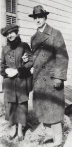 May and Arthur Bush