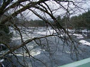 Black River at Hawkinsville, New York http://www.nyroute28.com/towns/boonville.php
