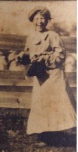 Etta Jane Francis early 1900