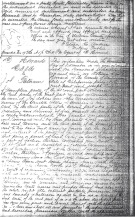 1862 San Joaquin County Recorded Deed D. Howard & Jos. Putnam