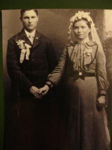 Henry P. Bender and Anna Elizabeth Schneider 1903