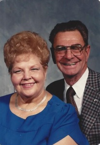 Iris and Walter Dougherty
