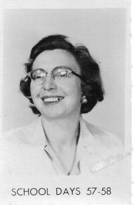 Mrs. Putnam 1957-58