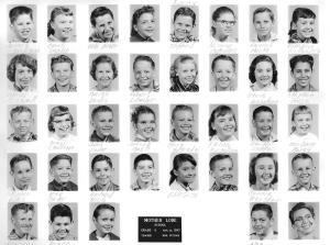 Mother Lode School Mrs. Putnam Grade 5 March 21, 1957