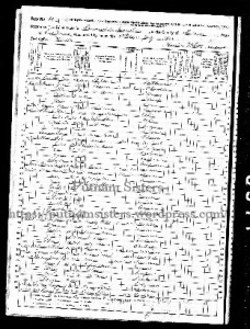 1870 US Census Farmerville Tulare County California