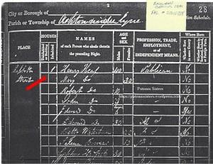 1841 UK Census Ashton under Lyne Lancashire, England