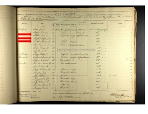 US Civil War Registrations 1863-1865